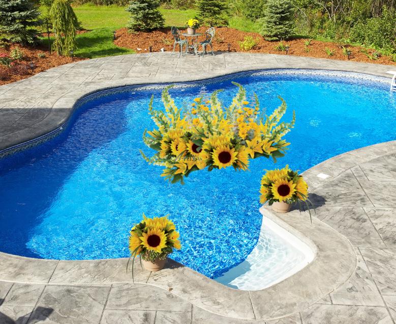 """Sunshine Pool Float"""