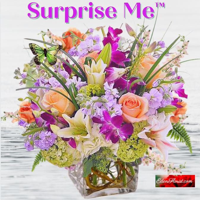 """""""Surprise Me Bouquet"""""""