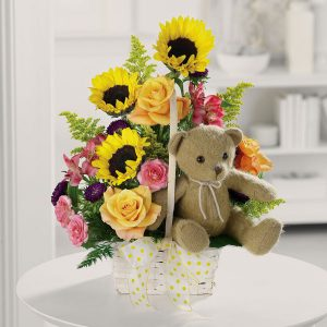 """""""Teddy Bear Garden"""""""