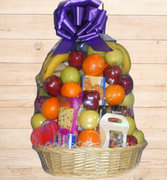 """""""Tower of Fruit and Goodies Gourmet"""""""
