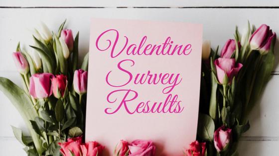 Valentine's Survey Still True