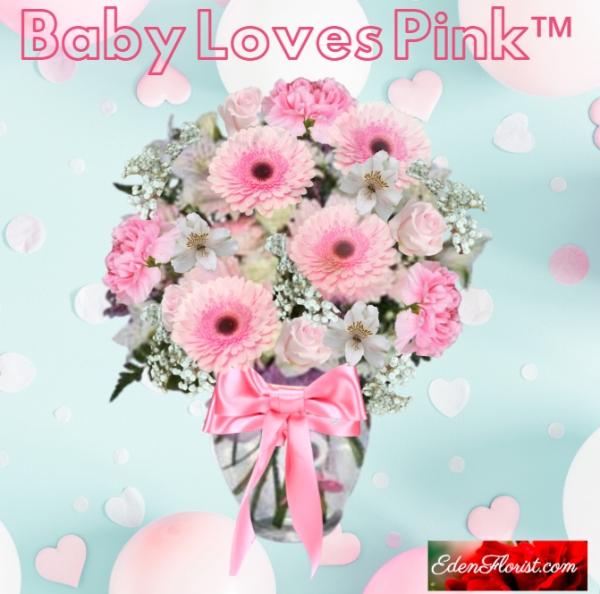 """""""Baby Loves Pink"""""""