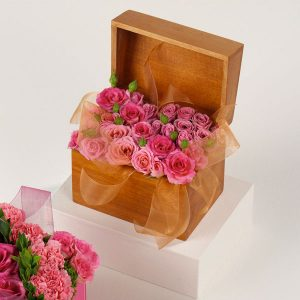 """""""blooms in a box"""""""