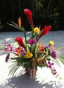 """""""exotic paradise bouquet"""""""