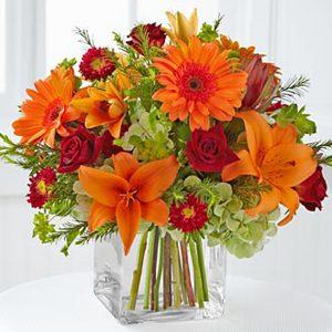 """Fallucsious autumn bouquet"""