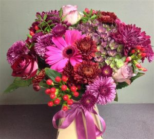 """malibu mood bouquet"""