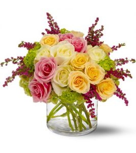 """""""enchanted roses bouquet"""""""