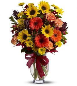 """""""Autumn's Glory Bouquet"""""""
