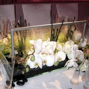 """""""orchids and pebbles yacht decor"""""""