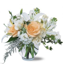 """""""White Roses and Lilies"""""""