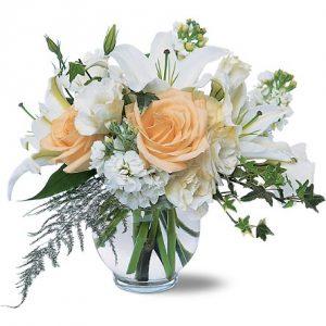 """Innocent Elegance Bouquet"""