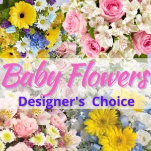 """designers Choice Baby Flowers"""