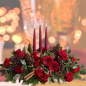 """""""elegant holidays aflame"""""""