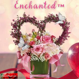 """enchanted bouquet"""