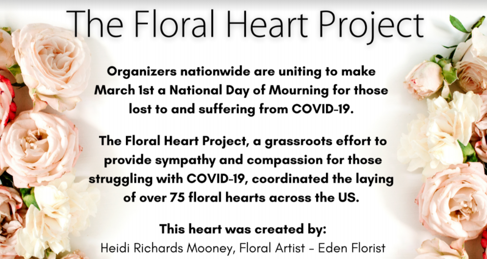 The Floral Heart Project
