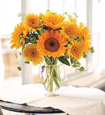 """Golden Sunshine Bouquet"""""