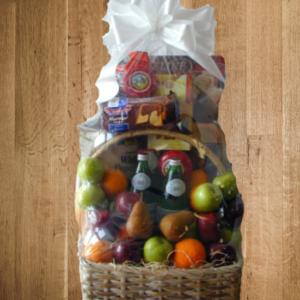 """""""Gourmet and Fruit Treats"""""""