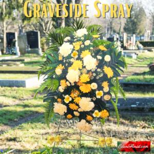 """""""Graveside Spray"""""""