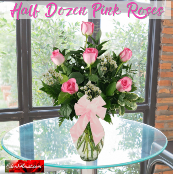 """Half Dozen Roses"""