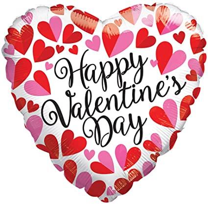 """""""Valentines Day Balloon"""""""