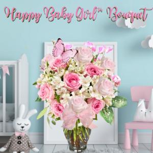 """Happy Baby Bouquet"""