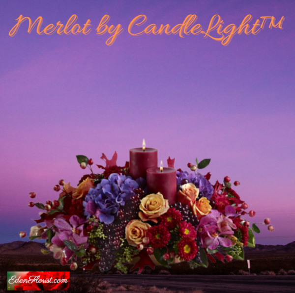 """""""merlot by candlelight"""""""
