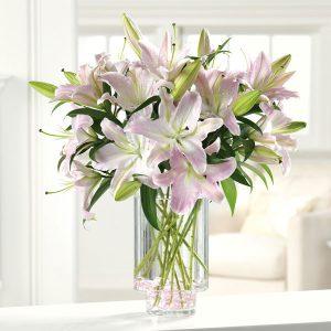 """""""ooh la la lilies bouquet"""""""