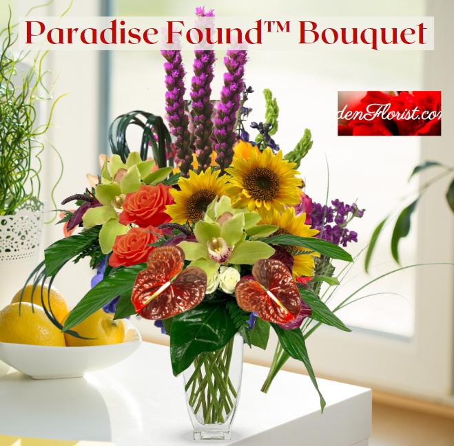 Paradise Found™ Bouquet