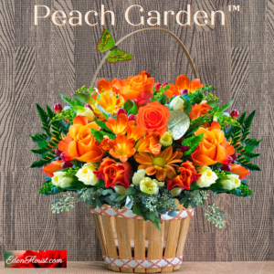 """peach garden"""