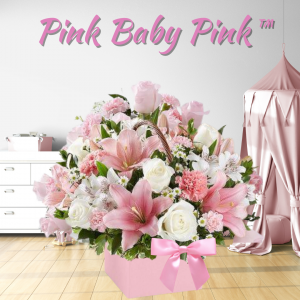 """pink baby pink"""