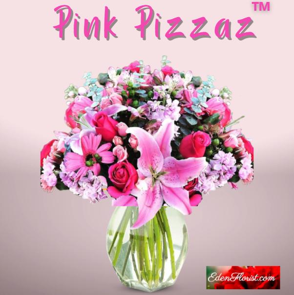 """Pink Pizzaz"""