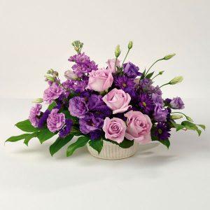 """""""purple pleasures bouquet"""""""
