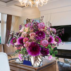 """""""purple reign bouquet"""""""