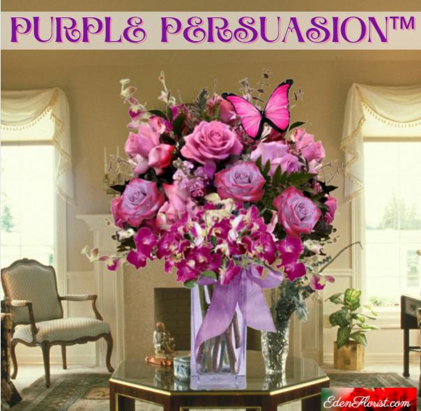 """""""Purple Persuasion"""""""