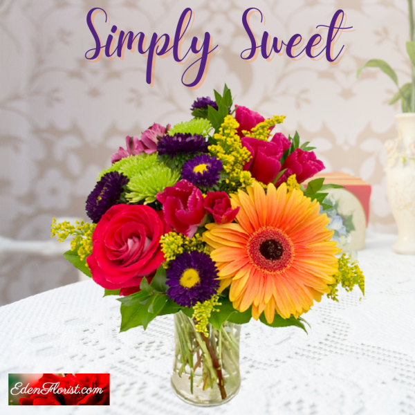 """""""simply sweet bouquet"""""""