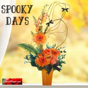 """Spooky Days Halloween Bouquet"""