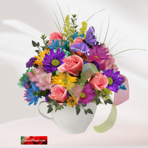 """""""thoughts of you bouquet"""""""