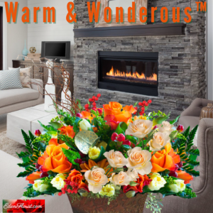 """warm and wonderous"""