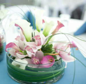 """yacht flowers professionally designed"""